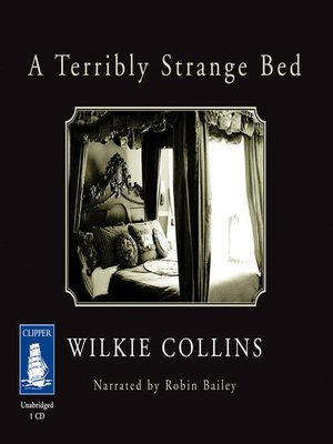 cover image of A Terribly Strange Bed