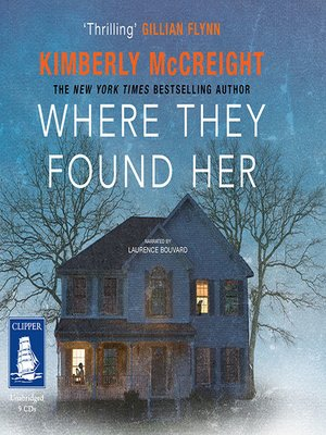 cover image of Where They Found Her
