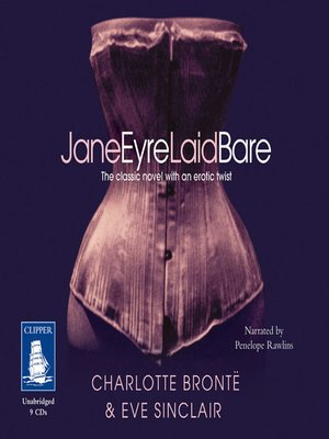 cover image of Jane Eyre Laid Bare