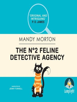 cover image of The No 2 Feline Detective Agency