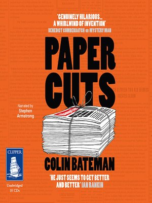 cover image of Papercuts