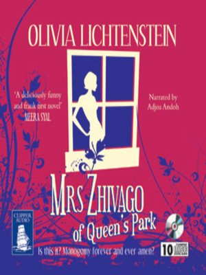 cover image of Mrs Zhivago of Queen's Park