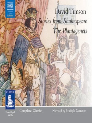 cover image of Stories from Shakespeare--The Plantagenets
