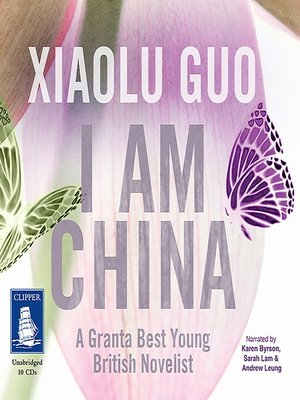 cover image of I am China