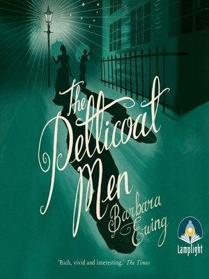 cover image of The Petticoat Men