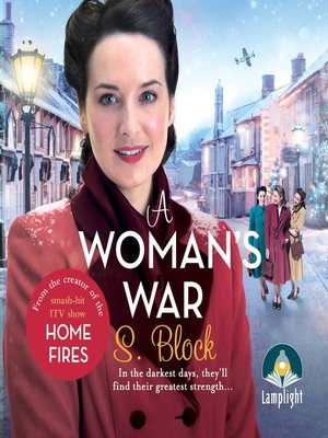 cover image of A Woman's War