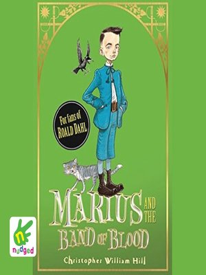 cover image of Marius and the Band of Blood
