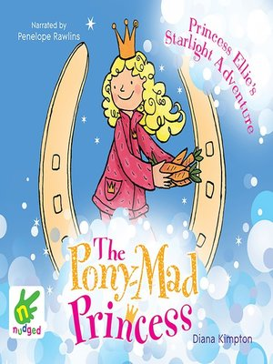 cover image of Princess Ellie's Starlight Adventure