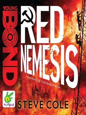 cover image of Young Bond--Red Nemesis