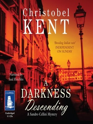 cover image of A Darkness Descending