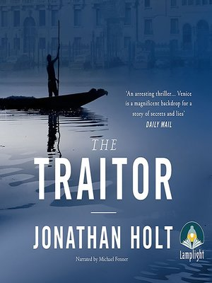 cover image of The Traitor