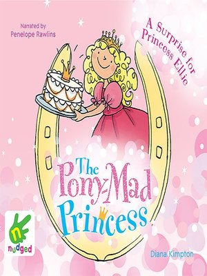 cover image of A Surprise for Princess Ellie