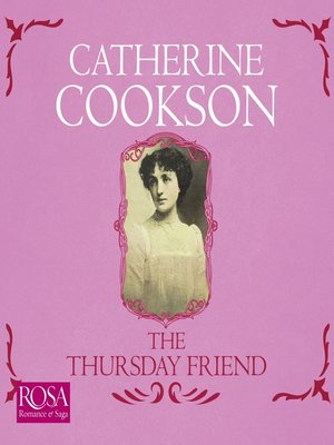 cover image of The Thursday Friend