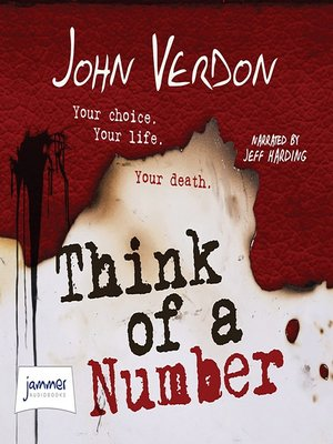 cover image of Think of a Number