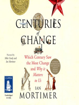 cover image of Centuries of Change