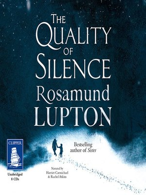 cover image of The Quality of Silence