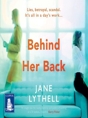 cover image of Behind Her Back