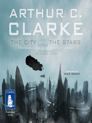 cover image of The City and the Stars