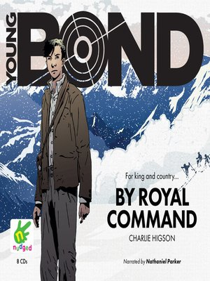 cover image of Young Bond--By Royal Command