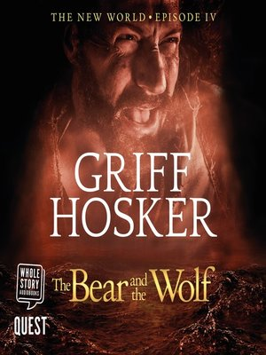 cover image of The Bear and the Wolf