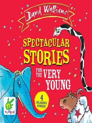 cover image of Spectacular Stories for the Very Young