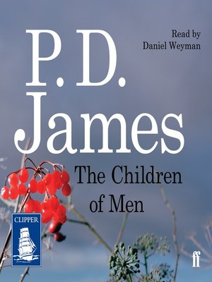 cover image of The Children of Men