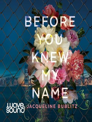 cover image of Before You Knew My Name