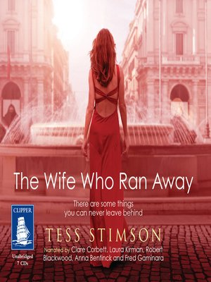 cover image of The Wife Who Ran Away