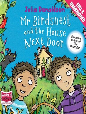 cover image of Mr Birdsnest and the House Next Door