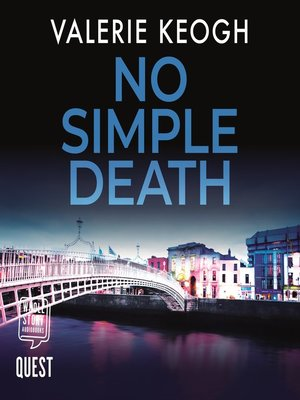 cover image of No Simple Death