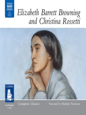 cover image of Elizabeth Barrett Browning and Christina Rossetti