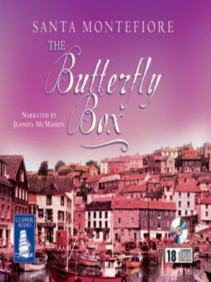 cover image of The Butterfly Box