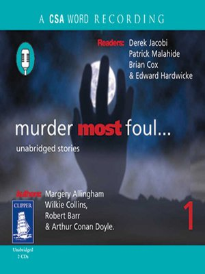 cover image of Murder Most Foul--Volume 1