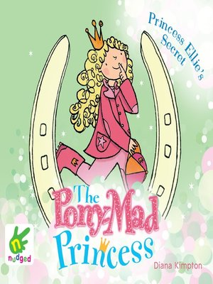 cover image of Princess Ellie's Secret