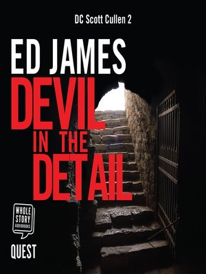 cover image of Devil in the Detail