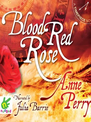 cover image of Blood Red Rose
