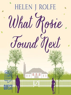 cover image of What Rosie Found Next