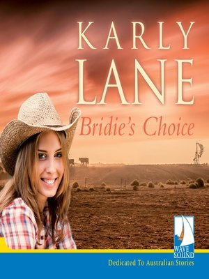 cover image of Bridie's Choice