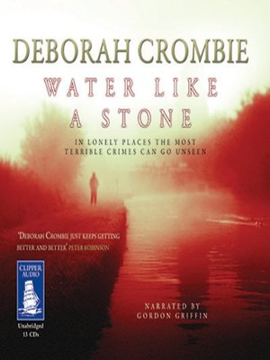 cover image of Water Like a Stone