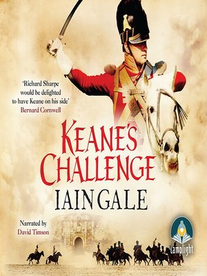 cover image of Keane's Challenge