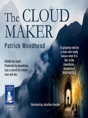 cover image of The Cloud Maker
