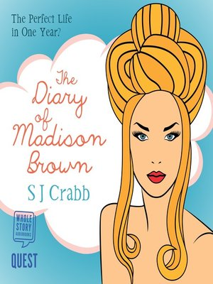 cover image of The Diary of Madison Brown