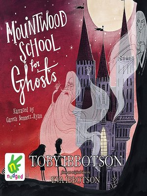 cover image of Mountwood School for Ghosts
