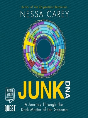 cover image of Junk DNA