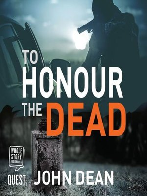cover image of To Honour the Dead