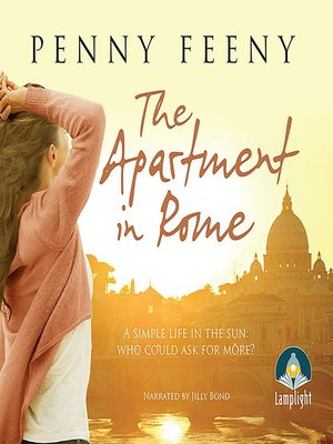 cover image of The Apartment in Rome