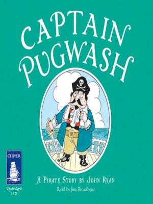 cover image of Captain Pugwash
