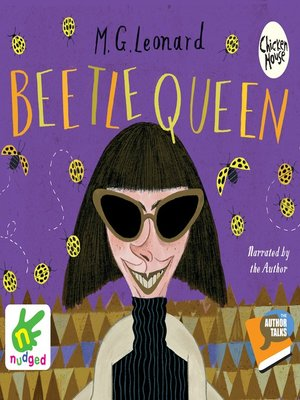 cover image of Beetle Queen