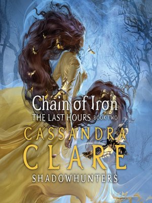 cover image of Chain of Iron