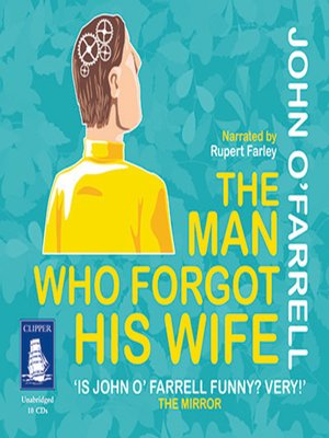 cover image of The Man Who Forgot His Wife
